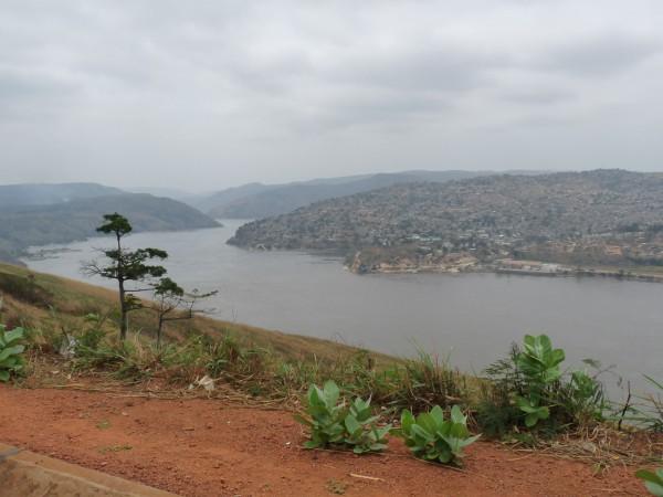 03 The Congo River and the impressive city of Matadi
