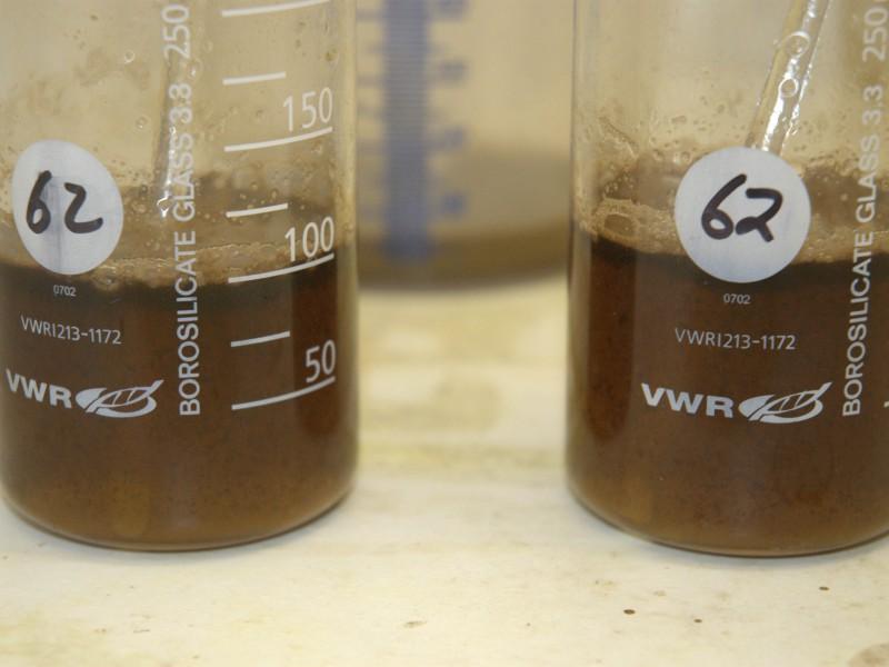 05 HCl acid decarbonatation
