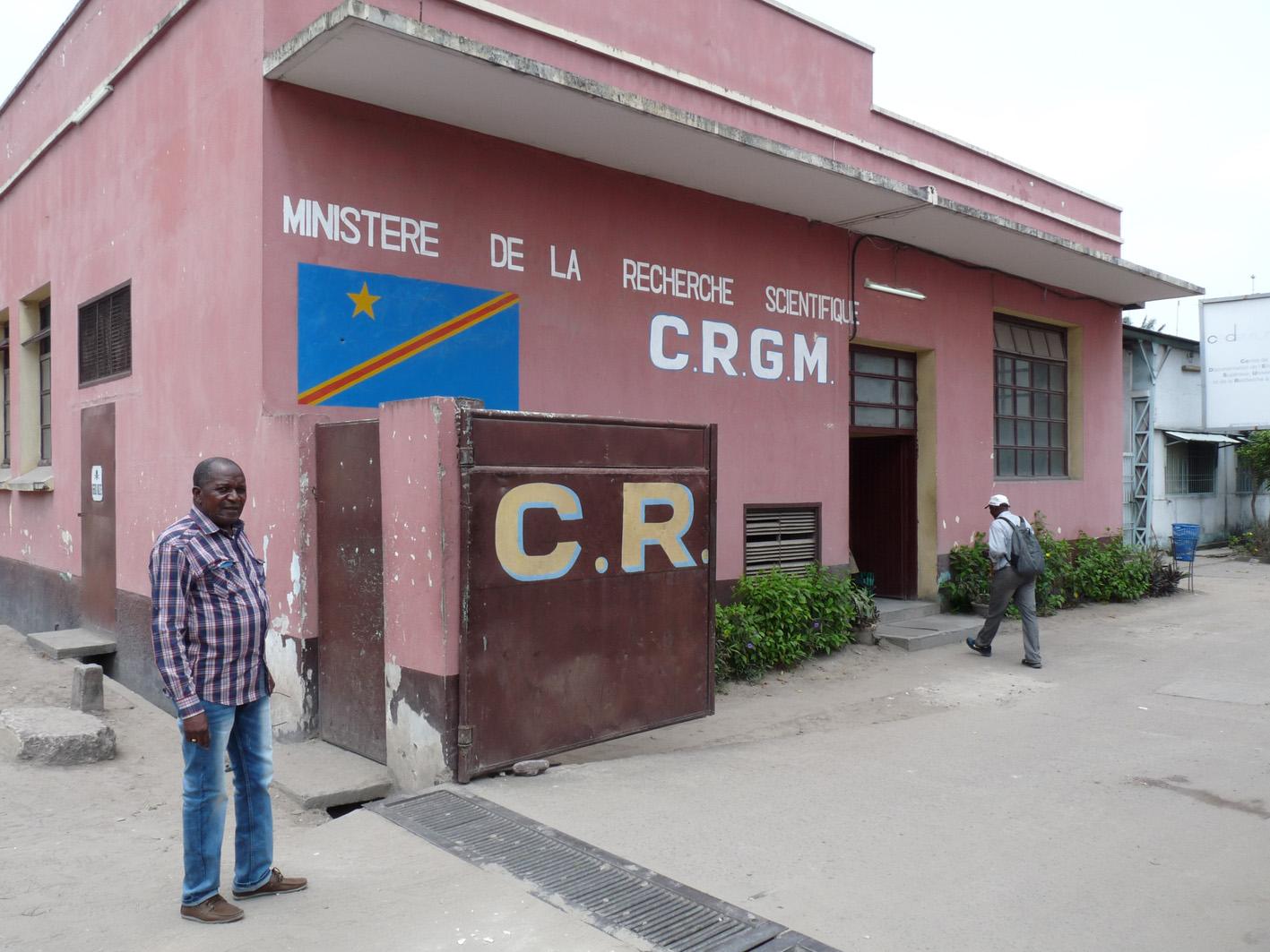 Democratic republic of congo 2014 paleurafrica - Bureau de recherche geologique et miniere ...